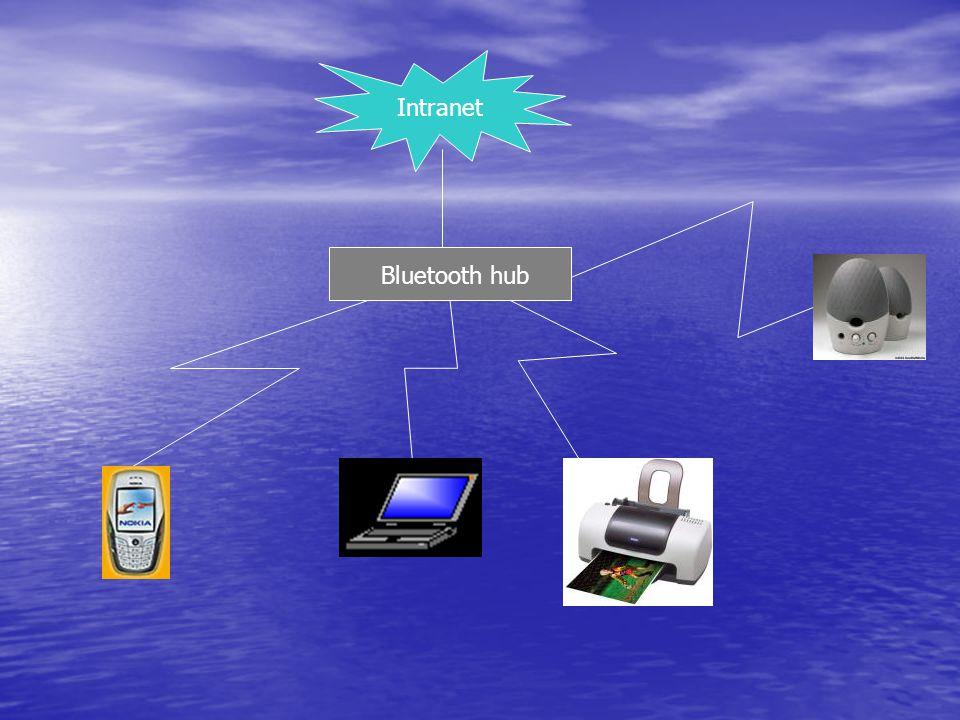 Intranet Bluetooth hub