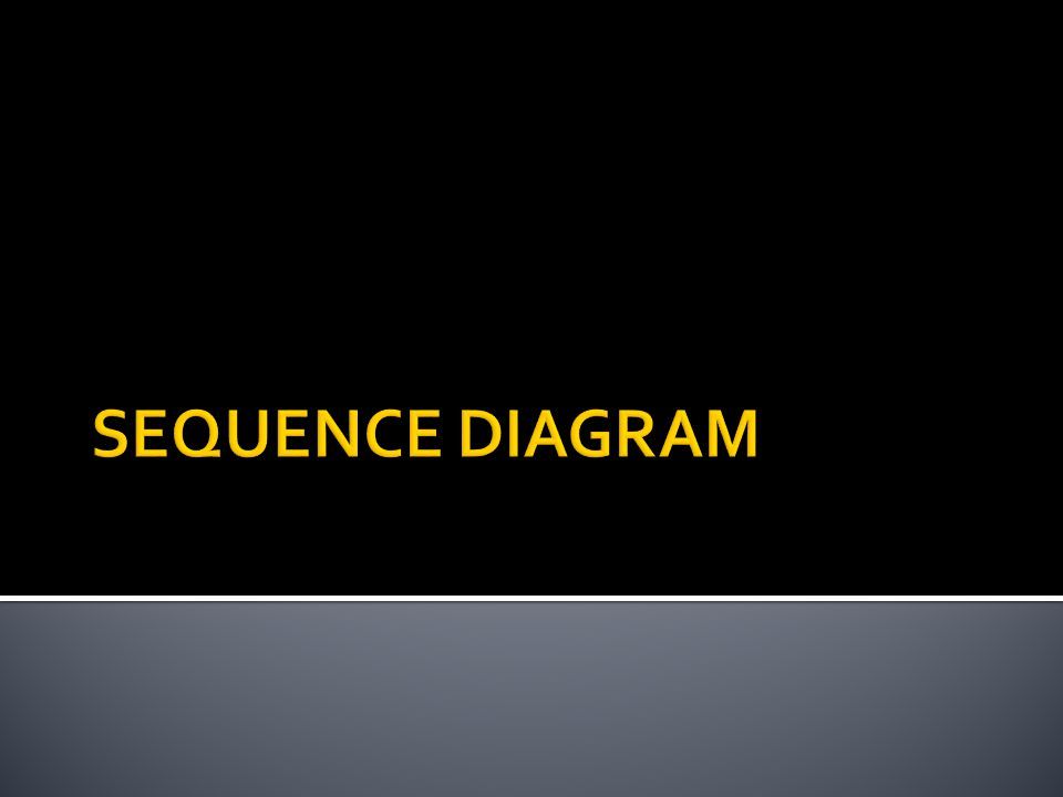 Sequence diagram adalah visual coding ( perancangan form/layar) Interaksi object yang tersusun dalam suatu urutan waktu/kejadian Diagram ini secara khusus berasosiasi dengan use case diagram Memperlihatkan tahap demi tahap apa yang seharusnya terjadi untuk menghasilkan sesuatu didalam use case Sequence diagram dapat merubah atribut atau methode pada class yang telah dibentuk oleh class diagram.