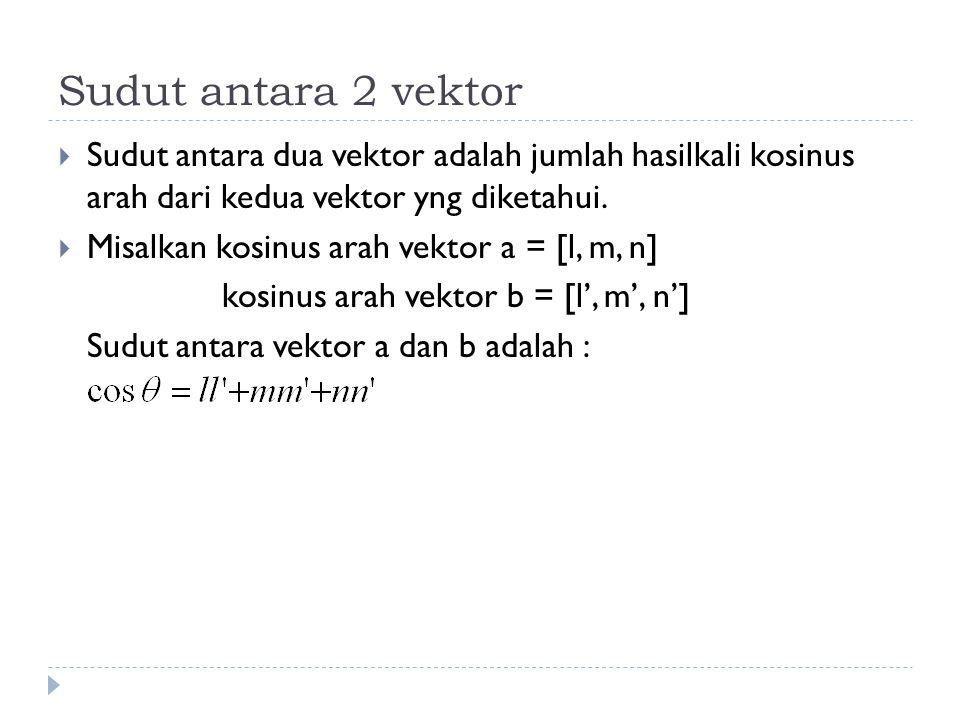  Jika  maka :  a x b =...
