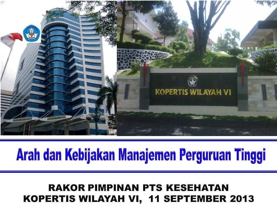 Persoalan serius pada Perguruan Tinggi di Indonesia...