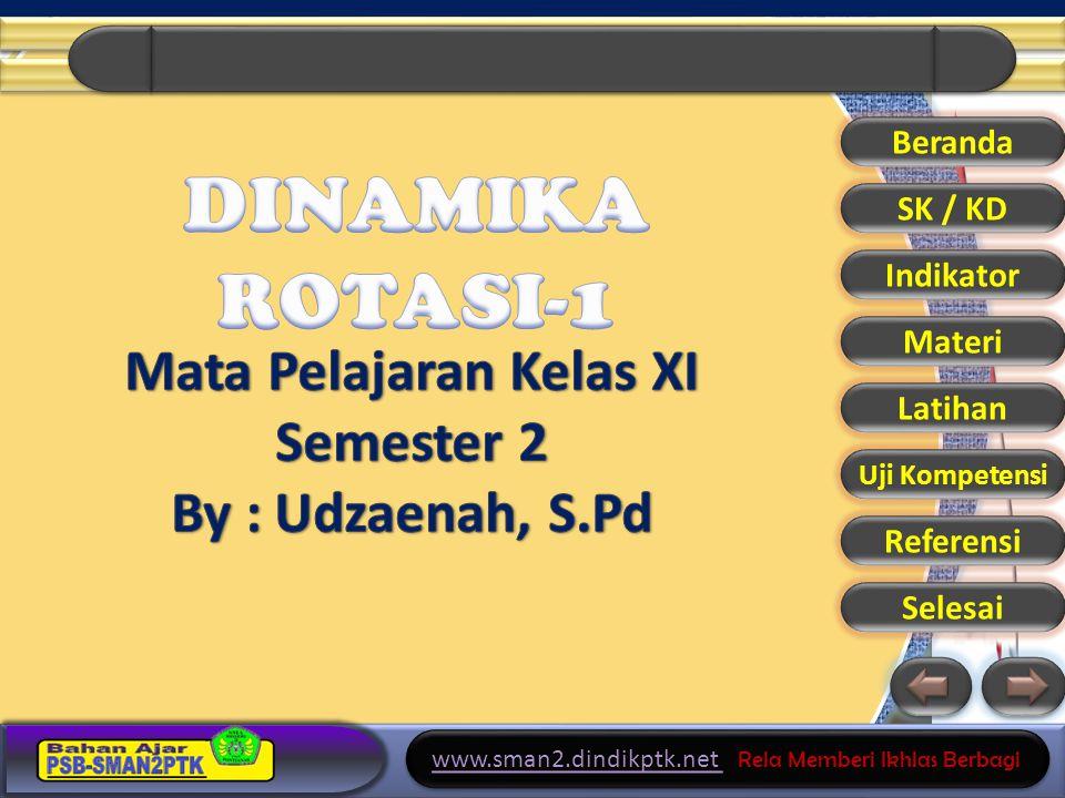 www.sman2.dindikptk.net www.sman2.dindikptk.net Rela Memberi Ikhlas Berbagi www.sman2.dindikptk.net www.sman2.dindikptk.net Rela Memberi Ikhlas Berbagi Kunci Uji Kompetensi 1.