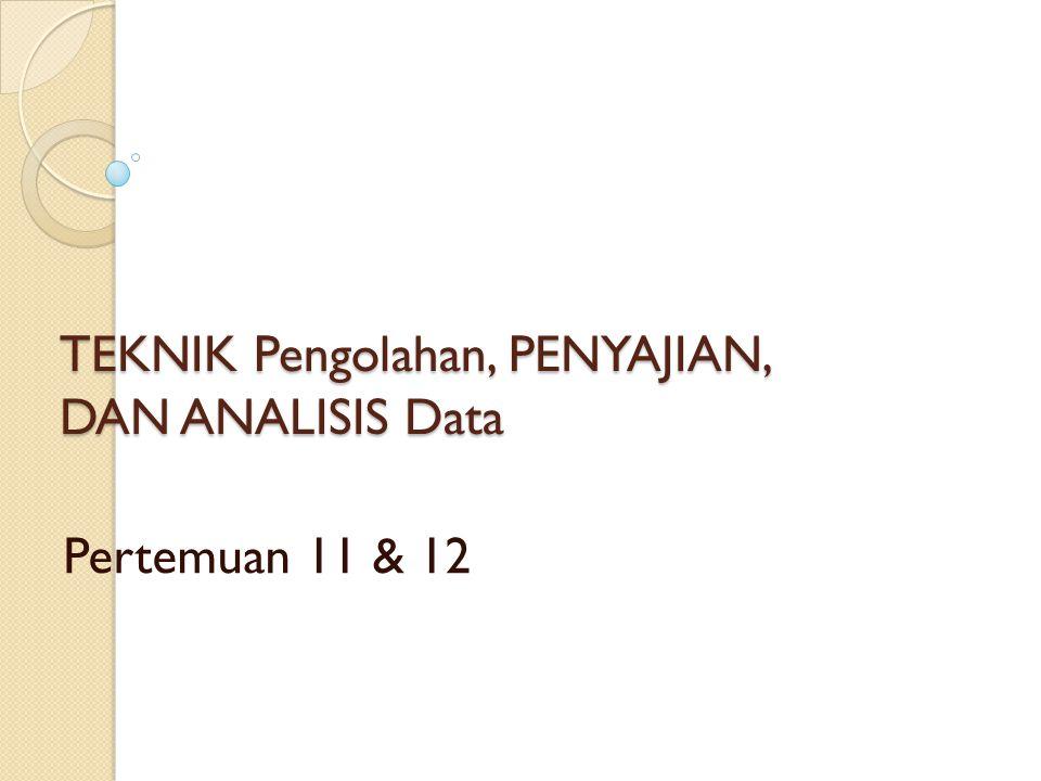 Contoh :  Jumlah Mahasiswa Universitas Persada Jakarta, menurut Fakultas dan Agama, 2999 FakultasKatolik Bukan Katolik Jumlah Fakultas Ekonomi266292558 Fakultas Ilmu Pendidikan dan Keguruan 7268140 Fakultas Ilmu Pasti10888196 Fakultas Teknik150162312 Fakultas Hukum5565120 Fakultas Kedokteran273186459 Jumlah9248611785 Sumber : Supranto J., M.A.