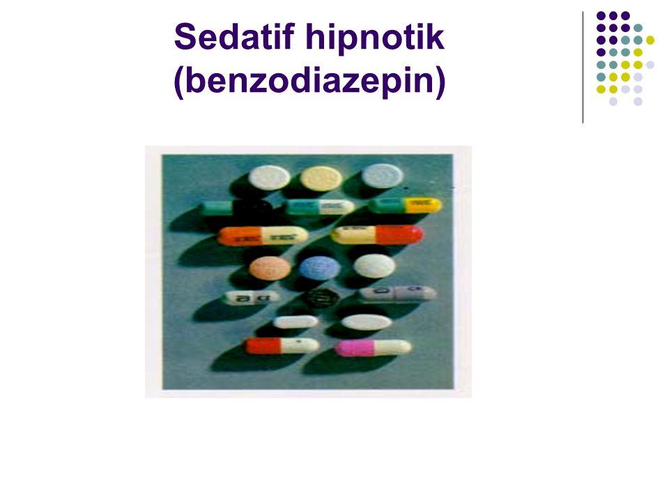 Sedatif hipnotik (benzodiazepin)
