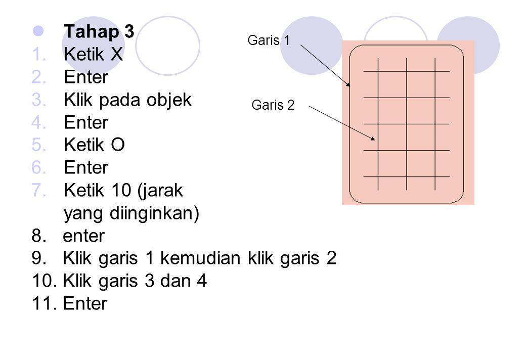 4. Pilih pada tool pattern maka akan muncul tampilan seperti gbr 5.1 Pilih Gbr.5.1 Gbr.4.1