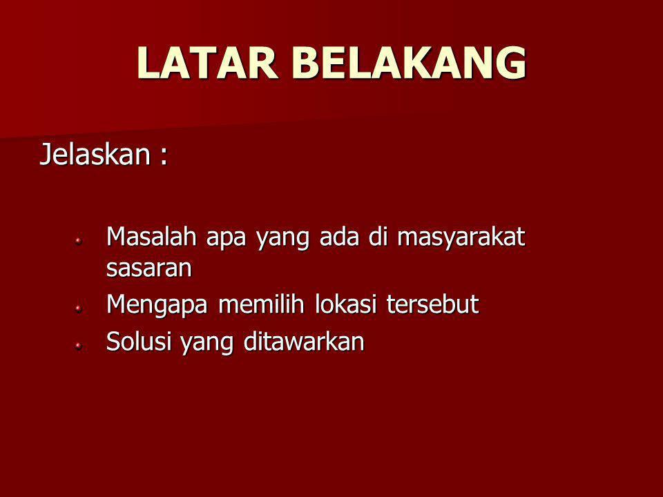 NoJUDUL 11 Pengembangan kemampuan mendongeng bagi guru TK di Kec Gunungpati Kota Semarang 12 Model reklamasi lahan kritis pada area bekas penggalian b