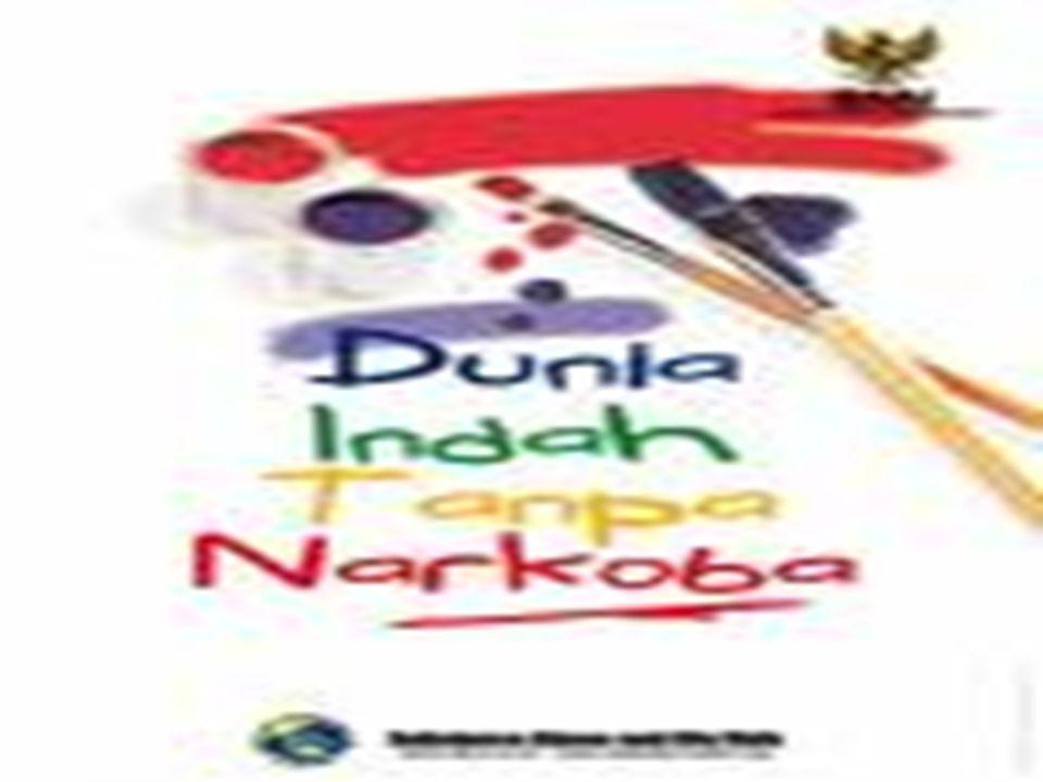 SAY NO TO DRUGS AND NARKOBA!!! YESS…..!