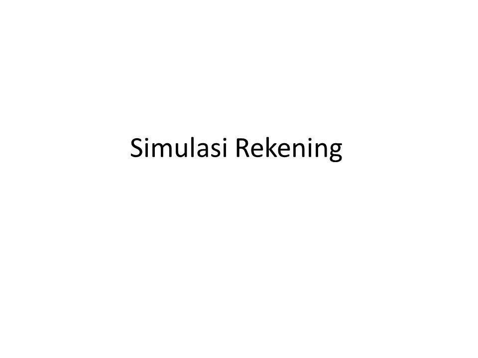 Simulasi Rekening S2/1300 VA 01 Juli 2010