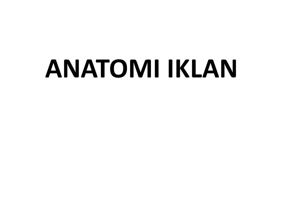 ANATOMI IKLAN