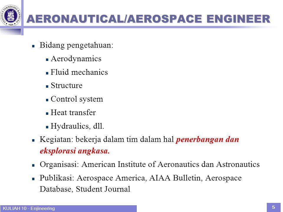 KULIAH 10 - Enjineering 16 KETERAMPILAN desain Peran enjiner: desain desain teknis, teoritis praktis.organisasi komunikasi Untuk dapat sukses dalam mendesain seorang enjiner harus memiliki kompetensi dalam teknis, teoritis dan praktis.