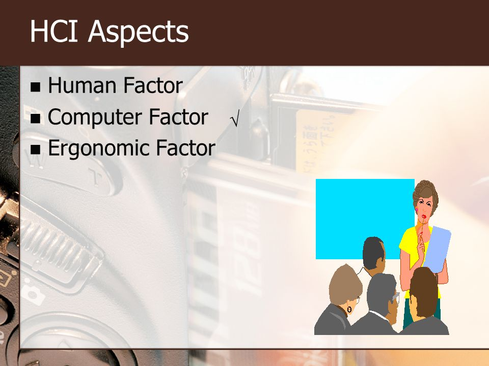 Pendahuluan Untuk dapat merancang sebuah sistem interaksi manusia dan komputer yang sempurna maka perancang tidak saja harus mengetahui aspek teknis dari sistem komputer tersebut, tetapi juga harus mengerti bagaimana manusia mengolah informasi .