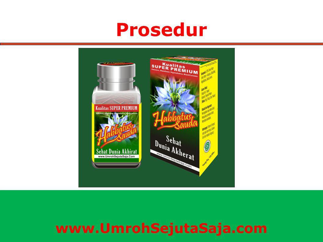 Prosedur www.UmrohSejutaSaja.com