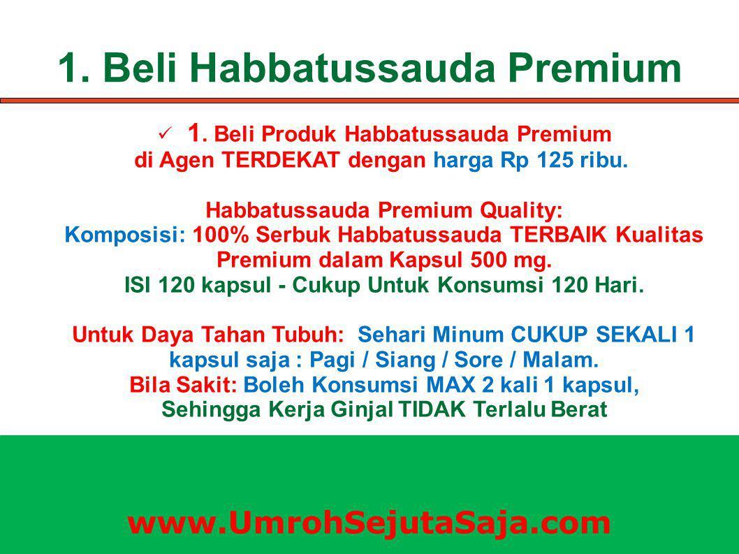 1.Beli Habbatussauda Premium 1.