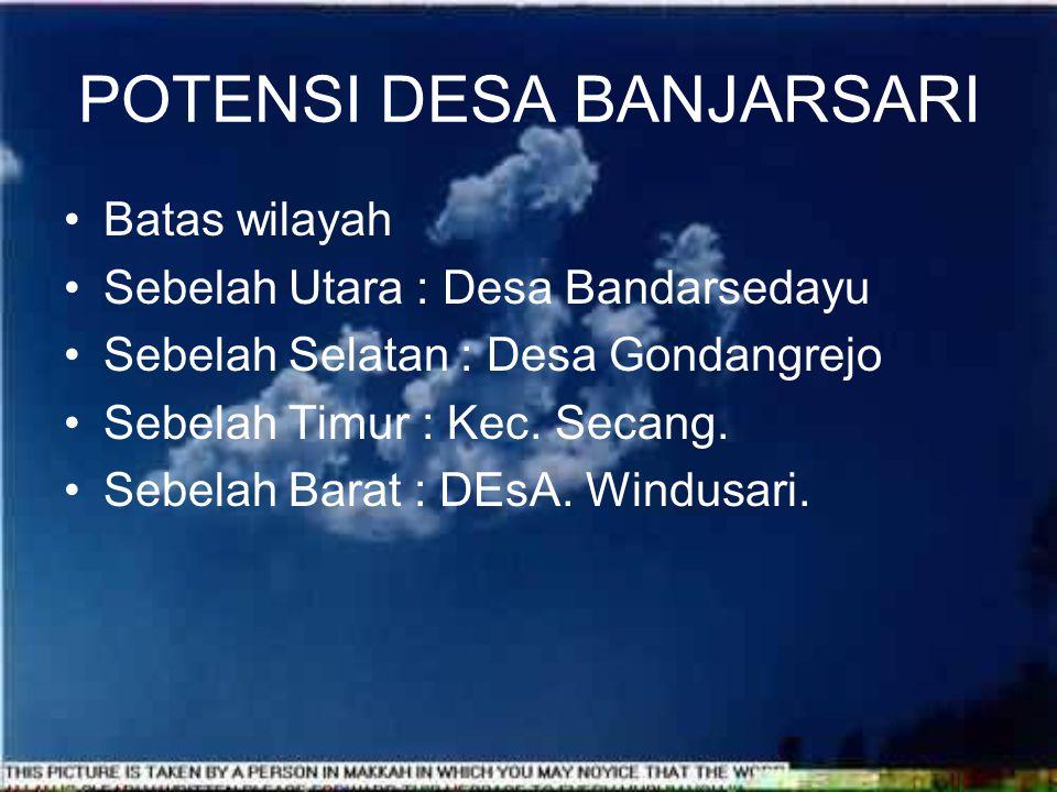AKSEPTOR KB JUMLAH: 6.312 Sumber Laporan Pokjanal Posyandu Kecamatan Windusari ( Maret 2014).