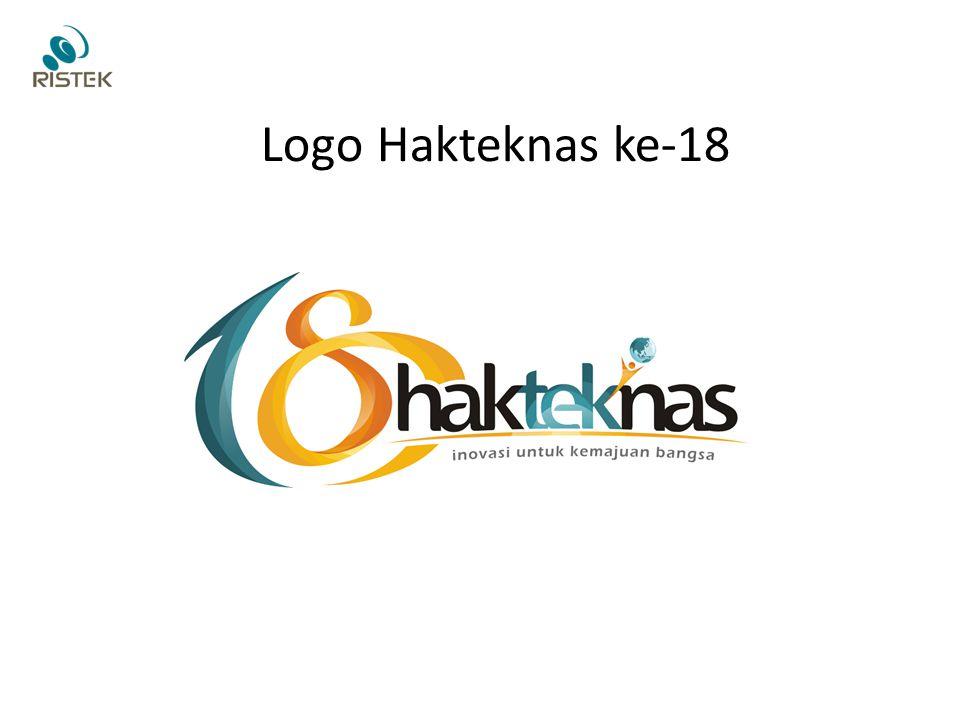 Logo Hakteknas ke-18