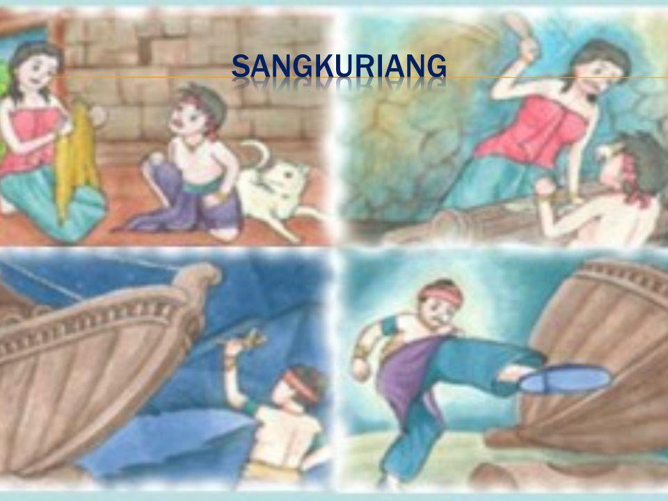 Sangkuriang adalah legenda yang berasal dari Tatar Sunda. Legenda tersebut berkisah tentang terciptanya danau Bandung, Gunung Tangkuban Parahu, Gunung