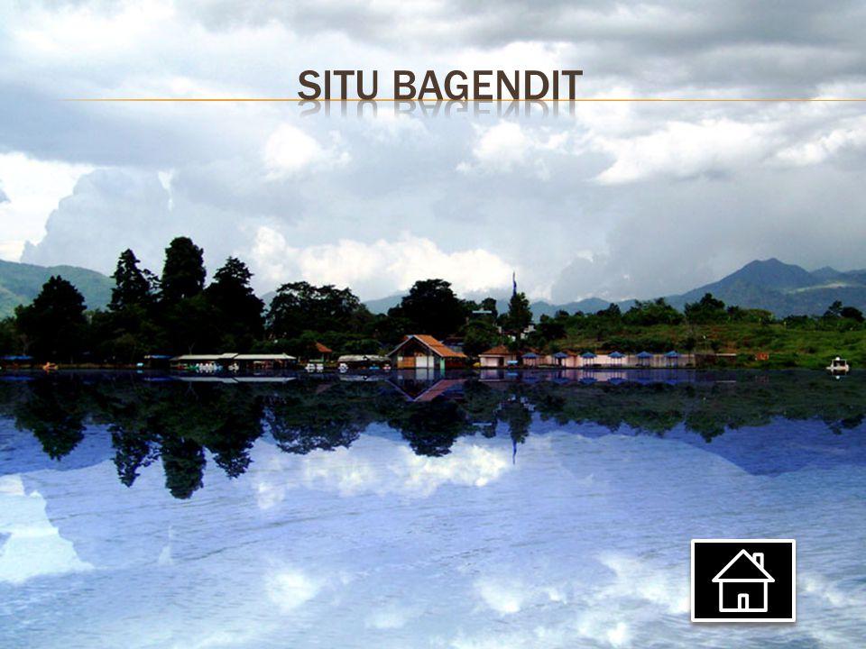 Situ Bagendit terletak di desa Bagendit, Kecamatan Banyuresmi Kabupaten Garut, Jawa Barat, Indonesia. Situ Bagendit merupakan objek wisata alam berupa