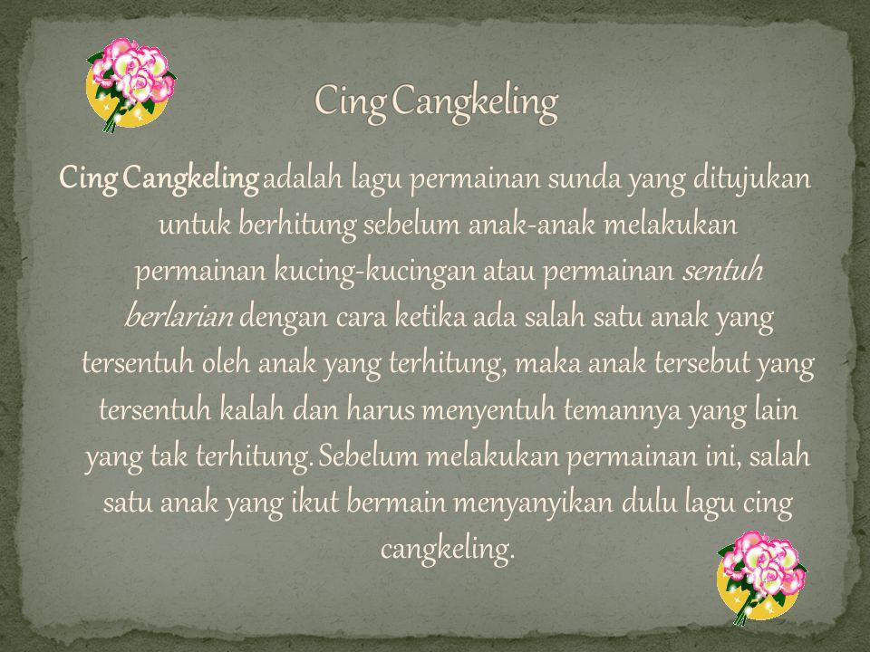 Lagu Daerah Jawa Barat