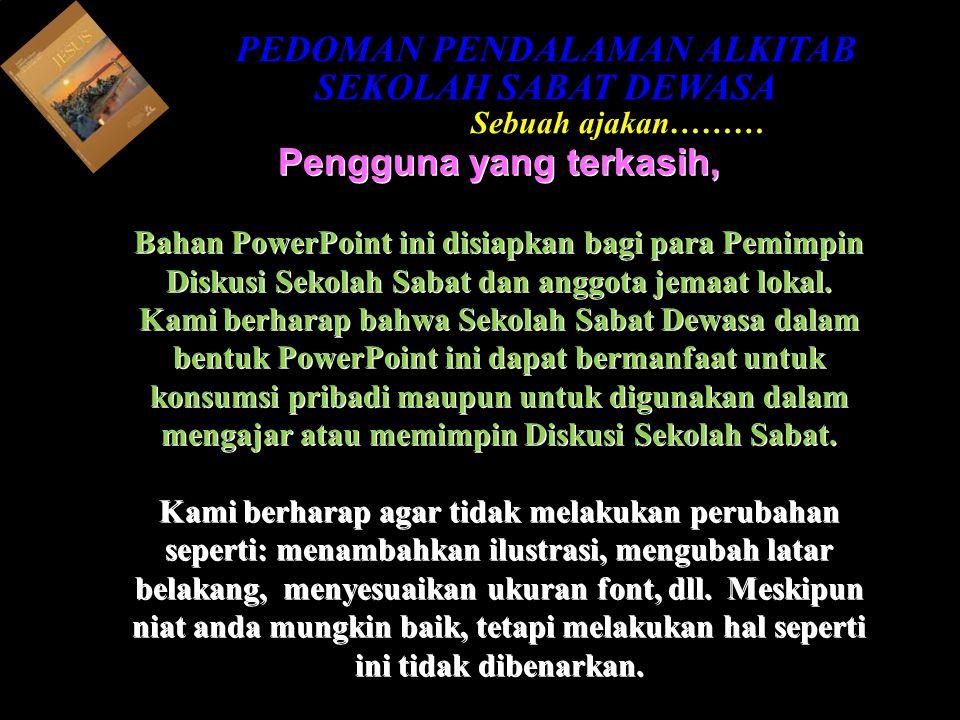 b Understand the purposes of marriageA Gereja Selayang Pandang Gereja Selayang Pandang 2.