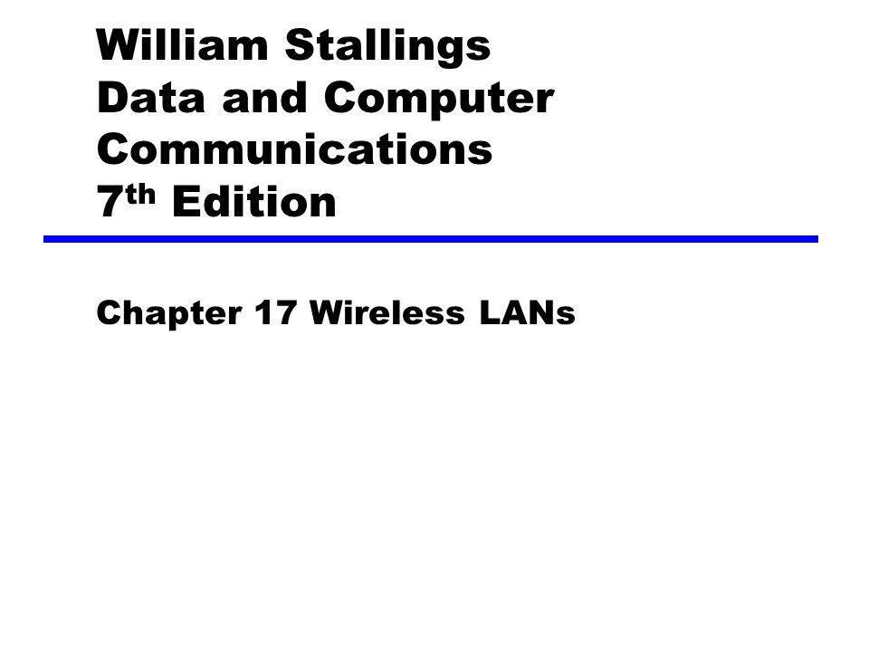 802.11a 5-GHz frekuensi Gunakan frekuensi divisi orthogonal yang terdiri dari banyak bagian ( OFDM) —Yang tidak spread spektrum Disebut multicarrier modulasi Berbagai isyarat pengangkut pada frekwensi berbeda Beberapa bit pada masing-masing saluran —serupa Ke FDM tetapi semua subchannels mempersembahkan kepada sumber tunggal Data rate 6, 9, 12, 18, 24, 36, 48, dan 54 Mbps Sampai kepada 52 subcarriers yang diatur menggunakan BPSK, QPSK, 16-QAM, atau 64-QAM —Tergantung pada tingkat tarif — Subcarrier frekwensi mengatur jarak 0.3125 MHZ — Convolutional kode pada tingkat 1/2, 2/3, atau 3/4 menyediakan pemain depan koreksi kesalahan