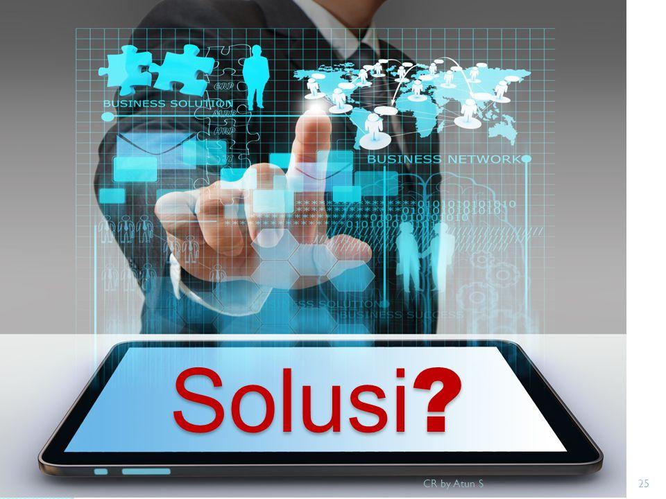 Solusi ? CR by Atun S25