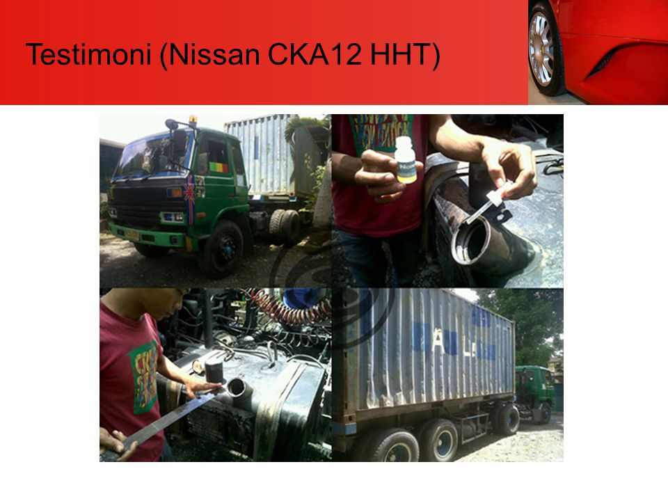 Testimoni (Nissan CKA12 HHT)
