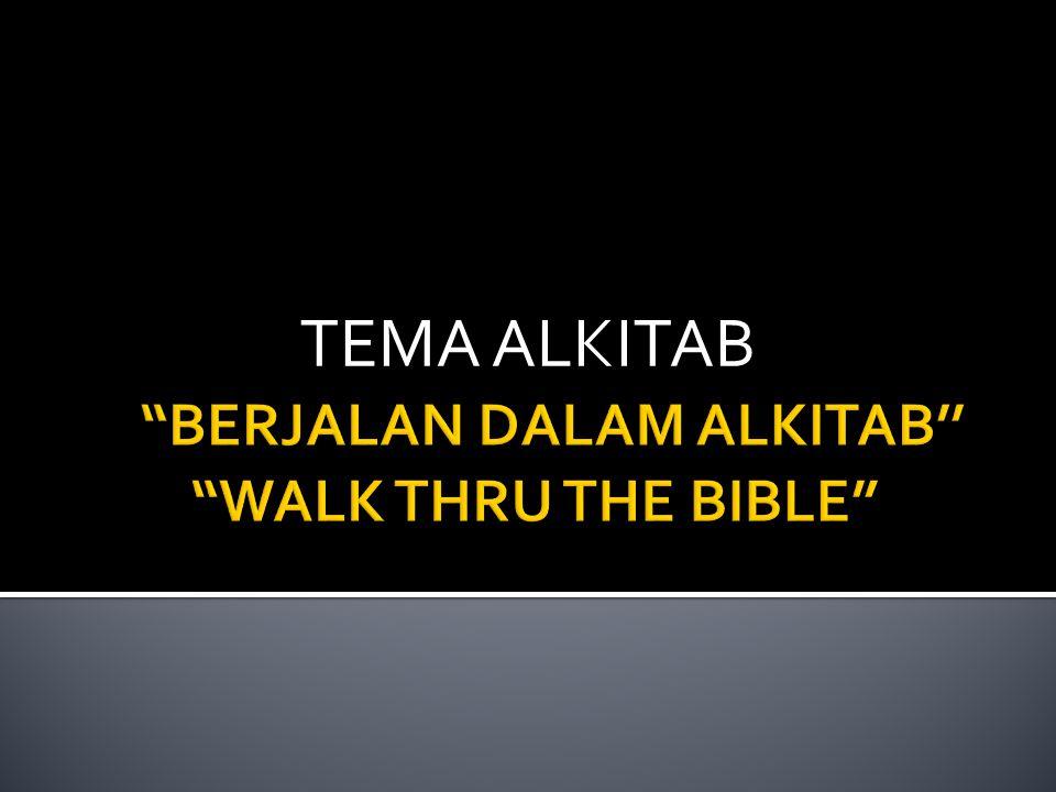 TEMA ALKITAB