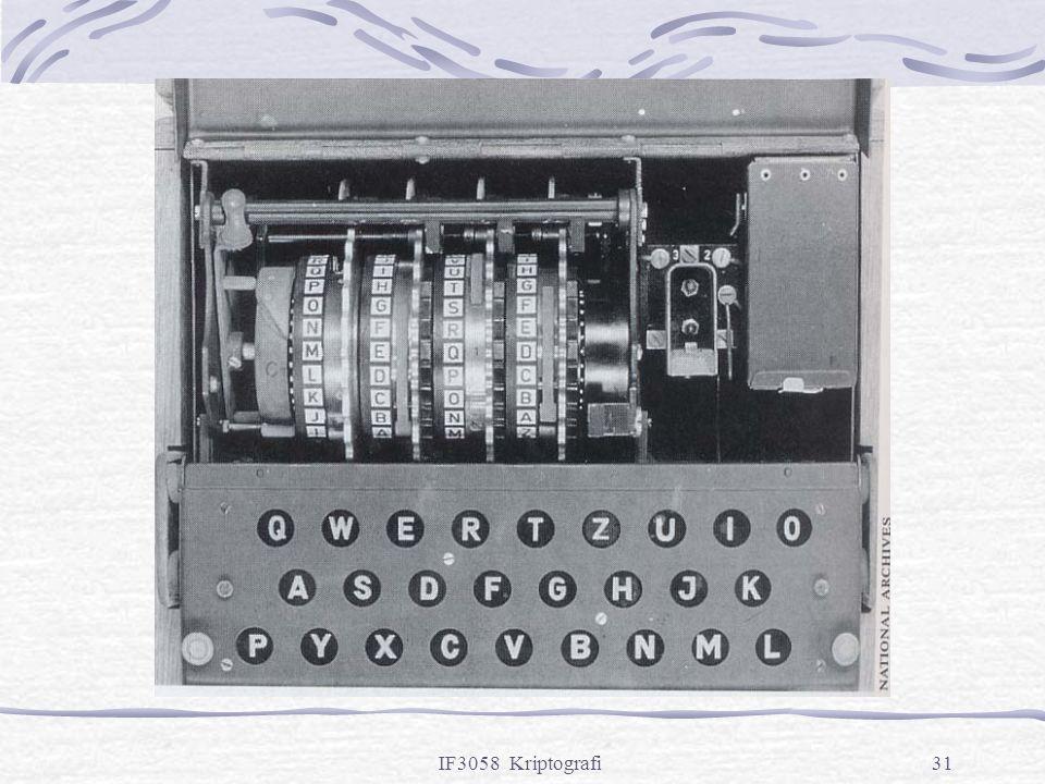 IF3058 Kriptografi31