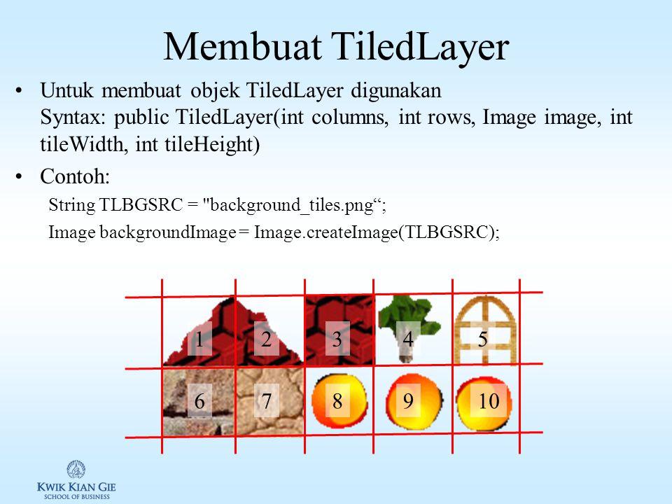 TiledLayer: Cells setAnimatedTile(-1, 7)