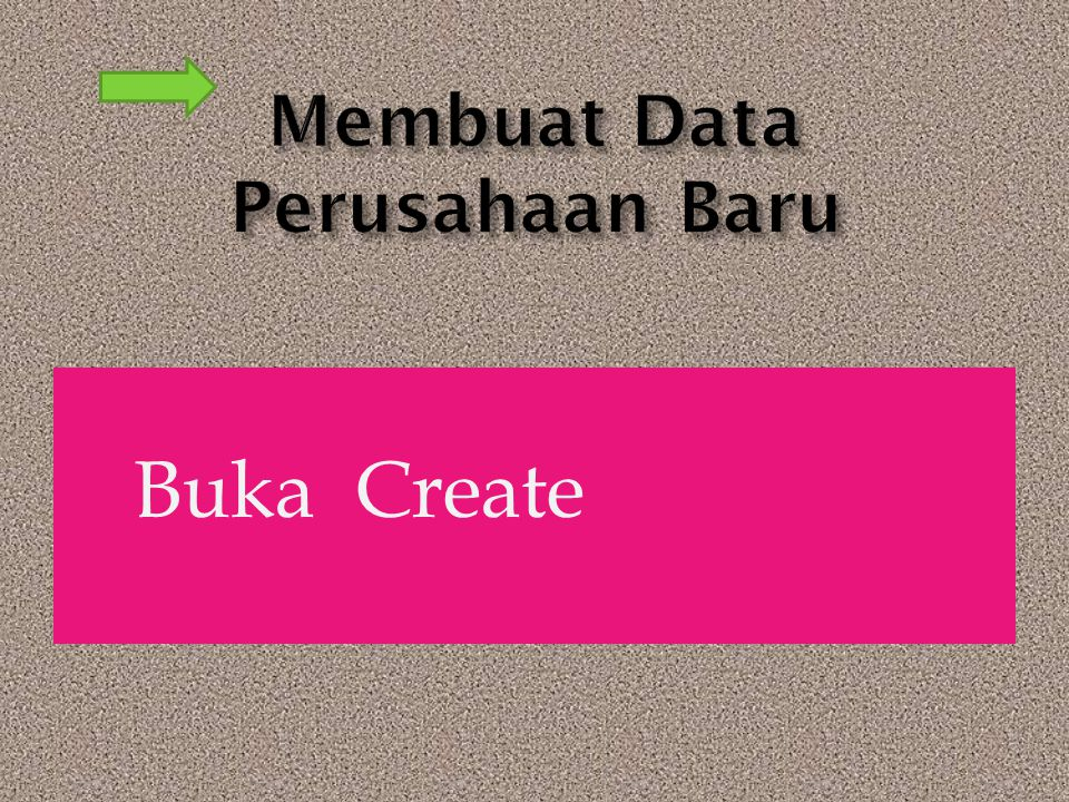 Buka Create