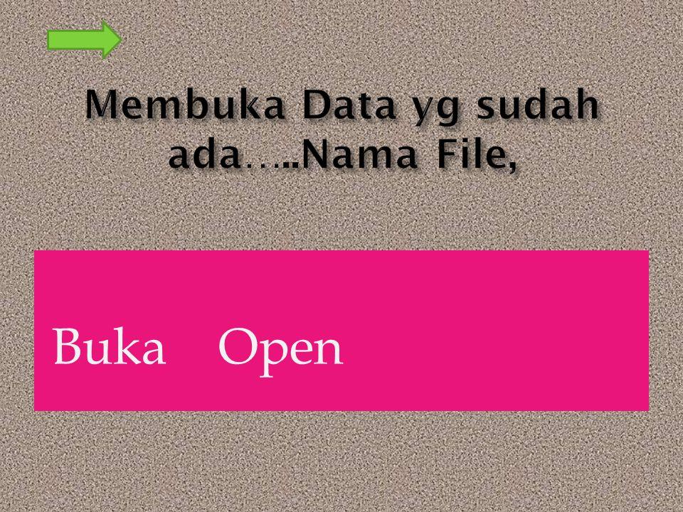 Buka Open