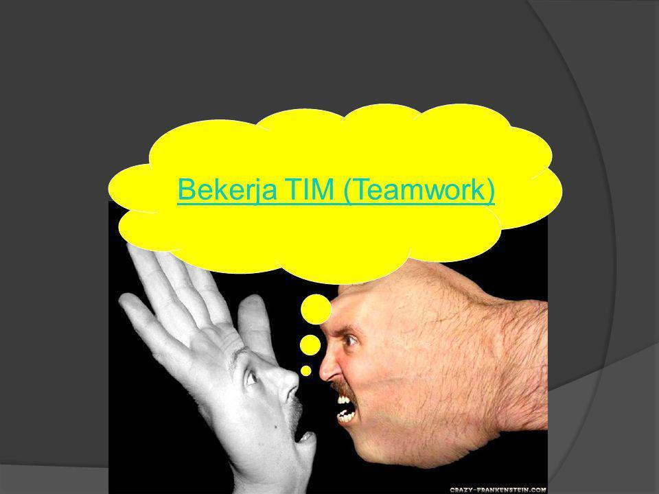 Bekerja TIM (Teamwork)