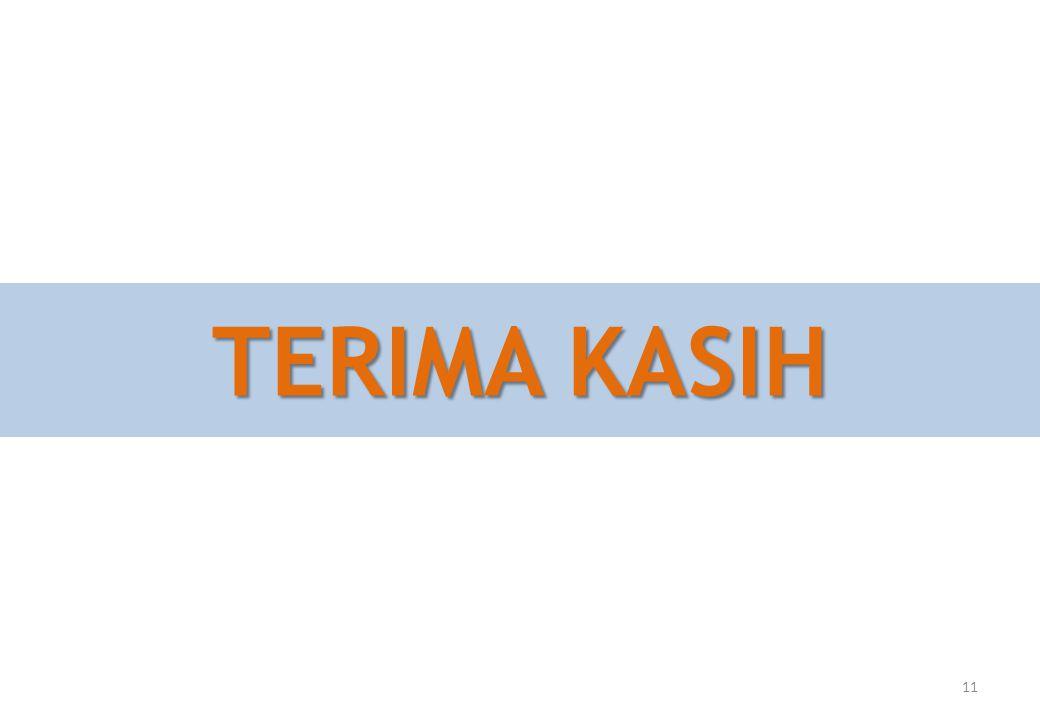 TERIMA KASIH 11