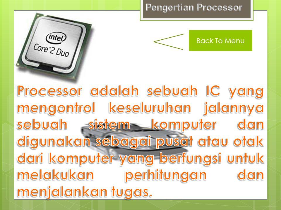 AMD 64 X2 Dual Core Prosesor ini dapat menyaingi akan yang dikembangkan Intel dengan prosesor Core Duo nya.