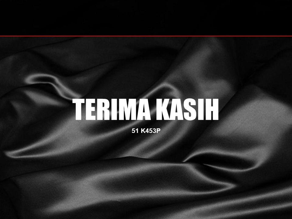 TERIMA KASIH 51 K453P