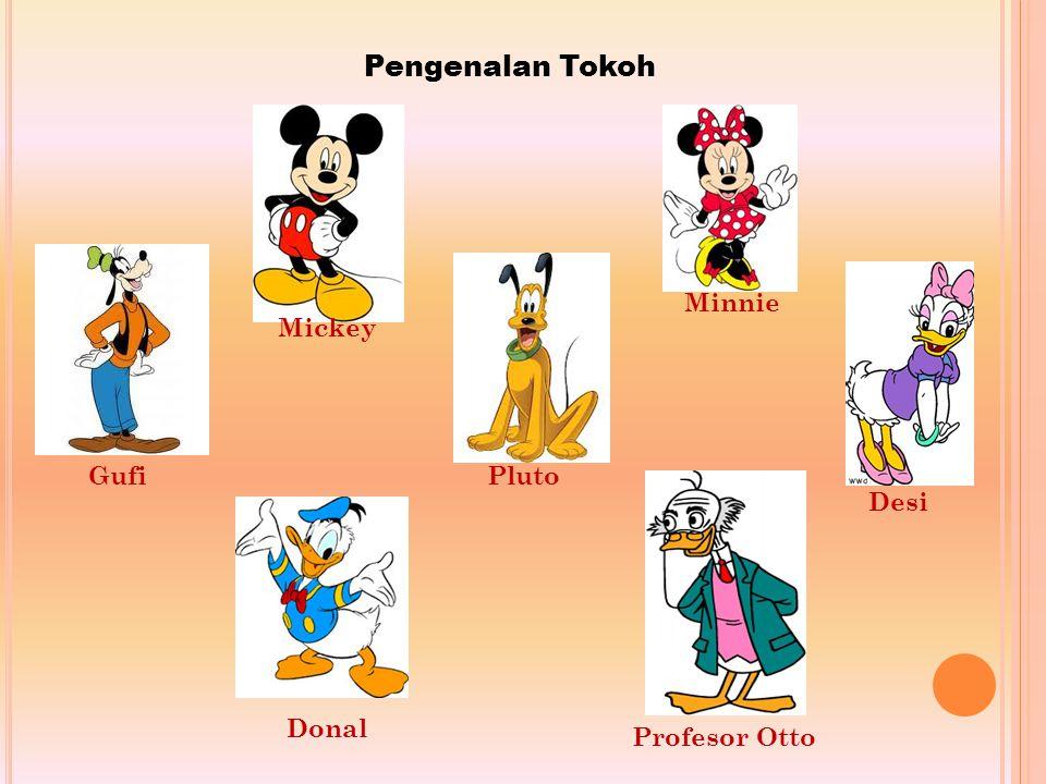 Oleh: Ika Noormaningtyas Ayo Belajar Bersama Mickey dan Kawan-kawan