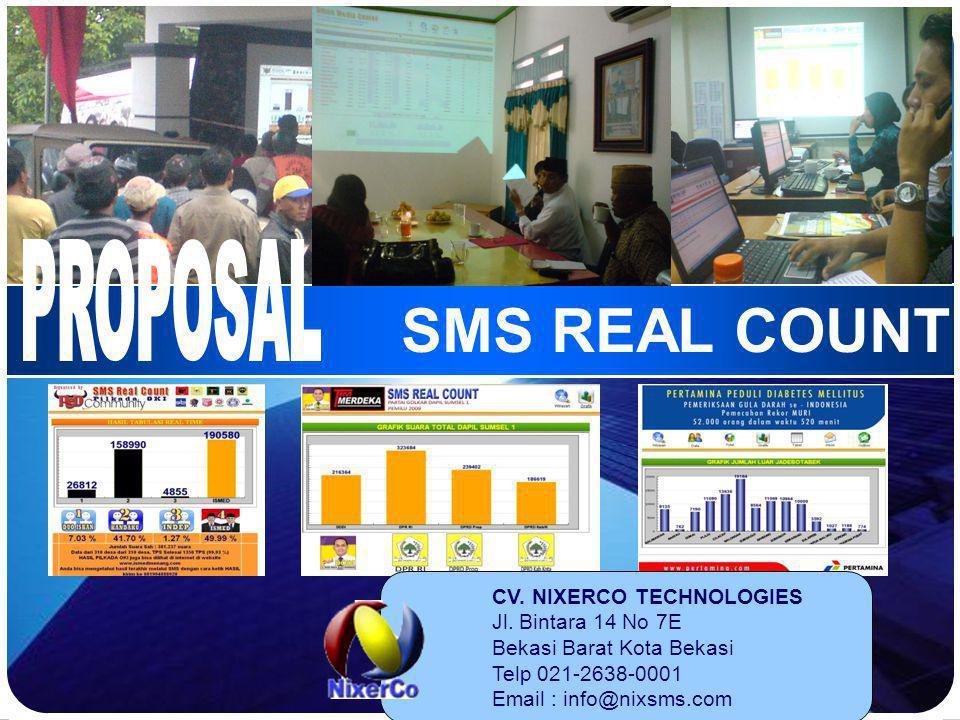 CATATAN  Software ini tidak memerlukan internet  Tidak perlu kerjasama dengan pihak operator ponsel seperti Telkomsel, Indosat, dll  Hanphone saksi bila apa saja dan dengan nomor handphone apa saja, boleh simpati, XL, mentari, Flexi atau StarOne.