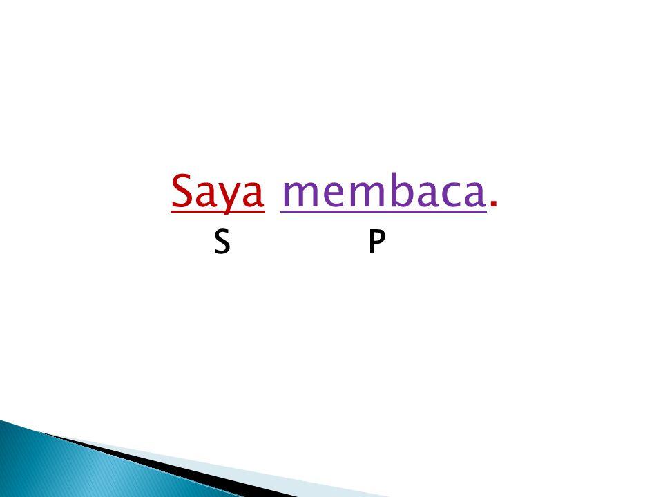 Kalimat adalah satuan gramatik yang dibatasi oleh adanya jeda yang panjang yang disertai nada akhir datar, turun atau naik.