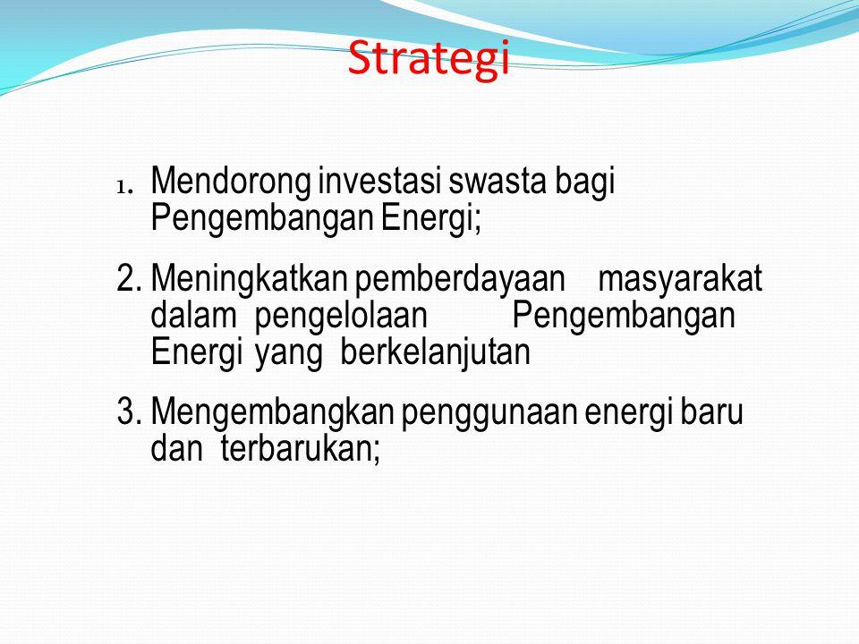 Strategi 1.