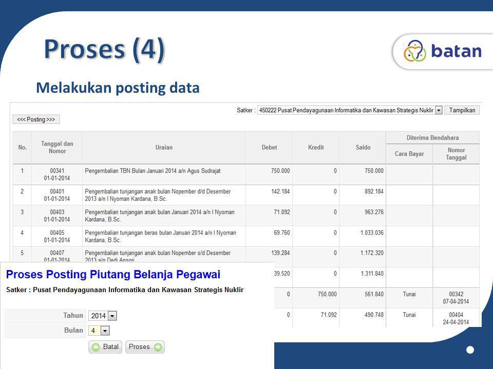 www.batan.go.id Melakukan posting data
