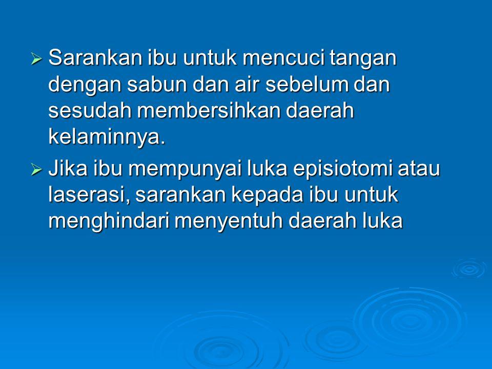  penyakit yang sering menyebabkan angka kesakitan dan kematin yang tinggi pada ibu paska nifas adalah : Metritis Metritis Bendungan payudara Bendungan payudara Infeksi payudara Infeksi payudara Tromboflebitis Tromboflebitis