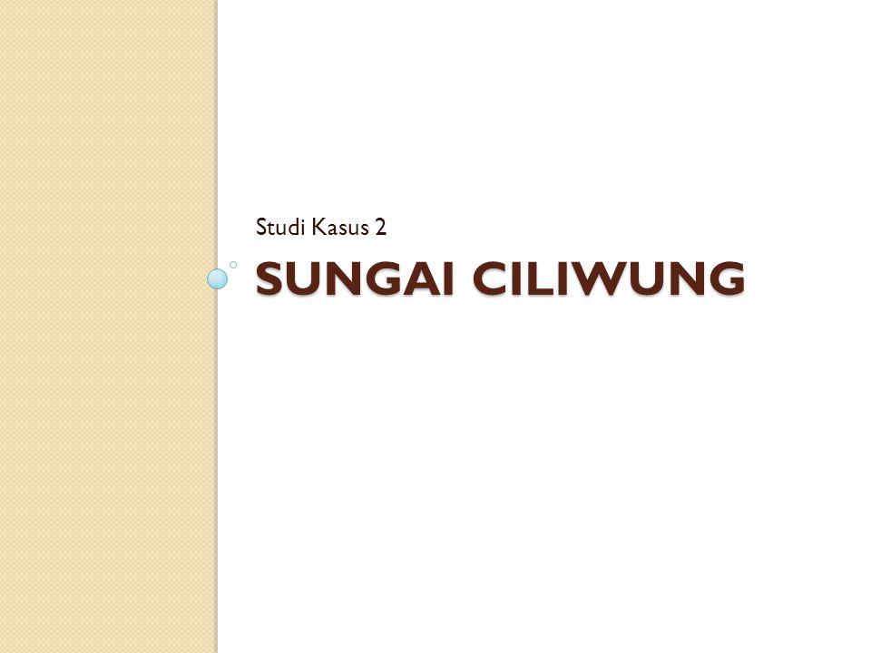 SUNGAI CILIWUNG Studi Kasus 2