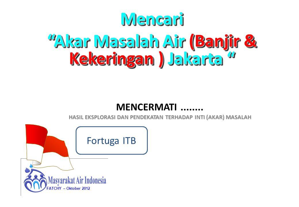 PETA GEOLOGI TEKNIK Daerah Jakarta Bogor Potensi waduk resapan utk menahan debit air yg masuk ke wilayah jakarta ( banjir kiriman) dari Bogor dan Puncak.