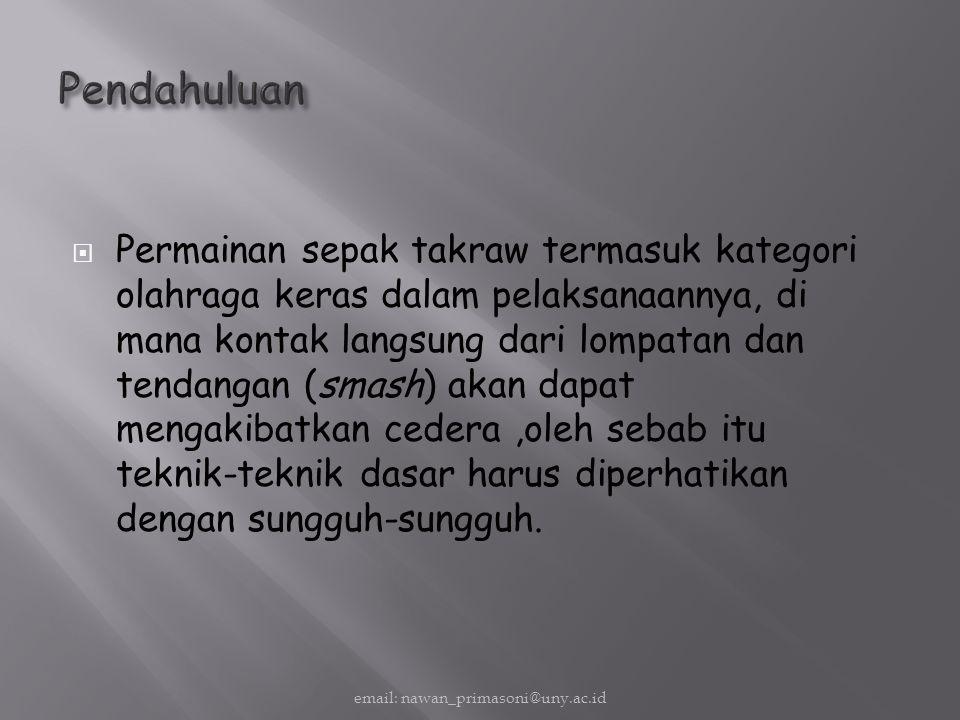 Oleh: NAWAN PRIMASONI, M.Or email: nawan_primasoni@uny.ac.id