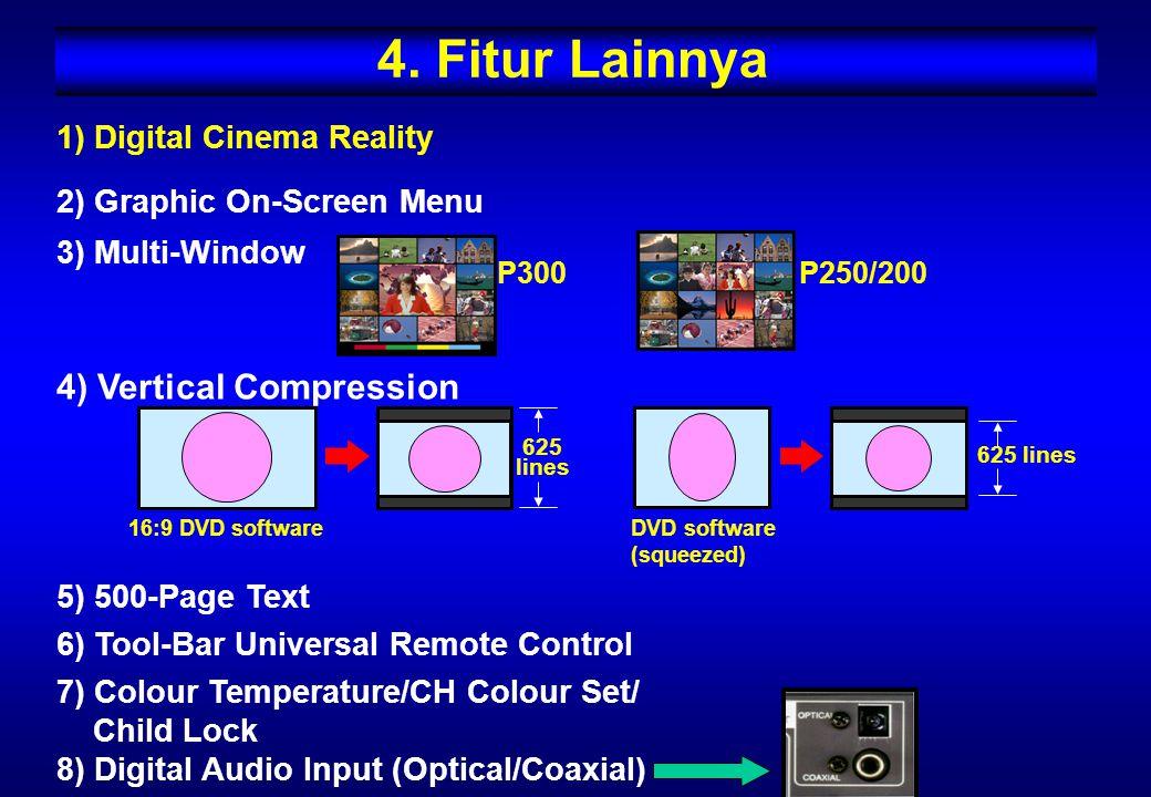 Perbedaan antara Sumber Video & Sumber Film Rekaman VideoRekaman Film REKAMAN Gambar Diam & Gambar Bergerak DICAMPUR PROSES SEMUA GAMBAR DIAM 24 Frames/detik Gambar Diam PAL 576i 576p 1080i 720p 50 Hz NTSC 480i 480p 1080i 720p 60 Hz SD HD
