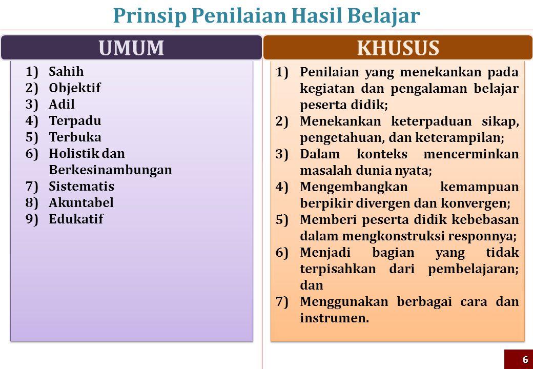 Predikat Pencapaian Kompetensi PREDIKAT SIKAP SPRITUAL DAN SOSIAL: KURANG, CUKUP, BAIK, ATAU BAIK SEKALI PREDIKAT PENGETAHUAN: D - A PREDIKAT PENGETAHUAN: D - A PREDIKAT KETERAMPILAN: D - A PREDIKAT KETERAMPILAN: D - A DESKRIPSI: KETUNTASAN/ CAPAIAN SIKAP, PENGETAHUAN, DAN KETERAMPILAN 17 Predikat Pencapaian Kompetensi dalam Rapor