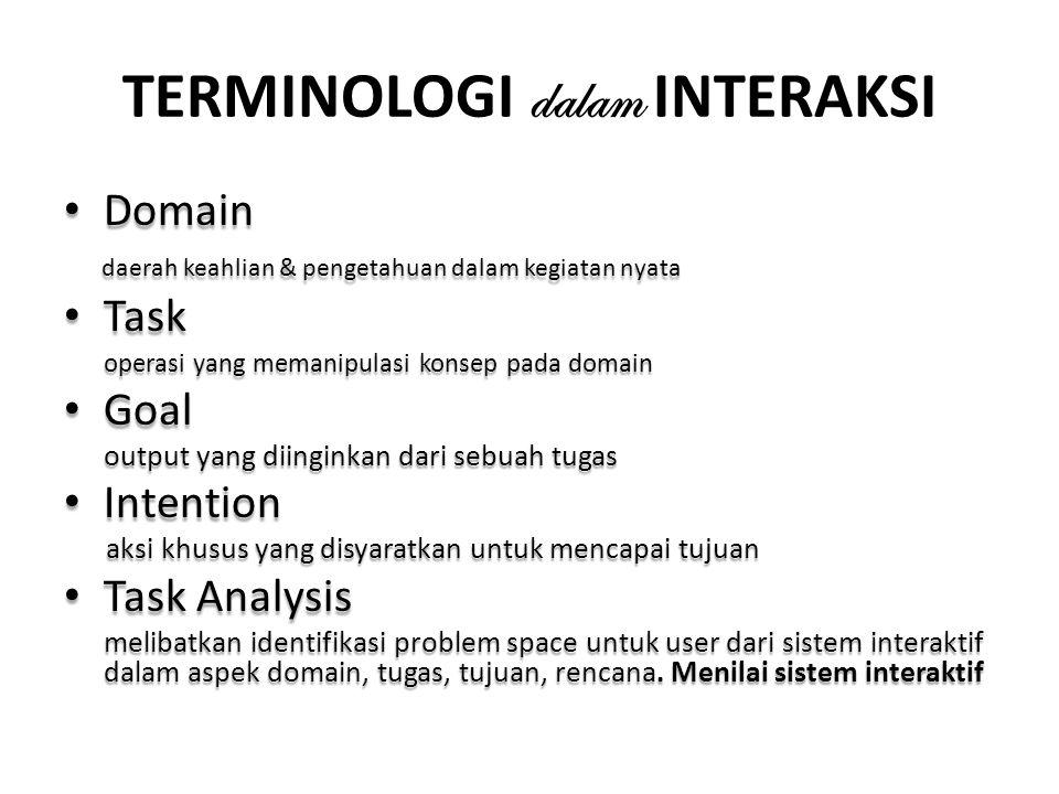 System defined core languange Atribut komputasI User defined task languange Atribut psikologis