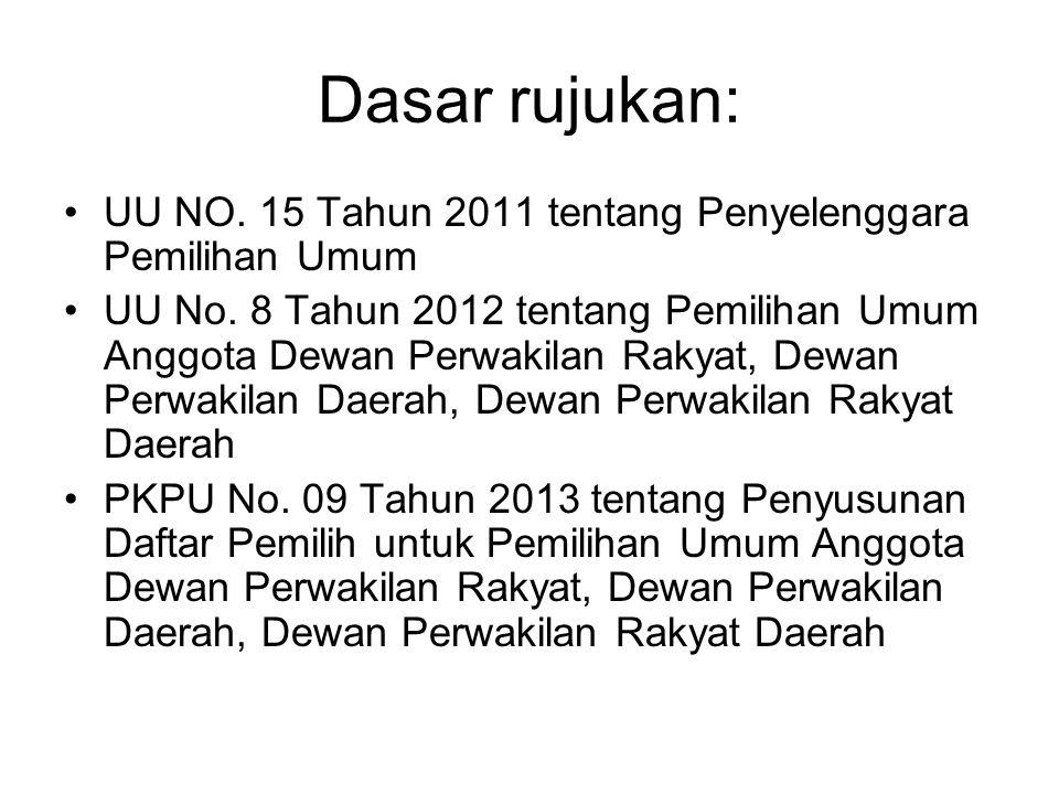Lanjutan PKPU No.26 Tahun 2013 tentang Pemungutan dan Penghitungan Suara di Tempat Pemungutan Suara dalam Umum Anggota Dewan Perwakilan Rakyat, Dewan Perwakilan Daerah, Dewan Perwakilan Rakyat Daerah