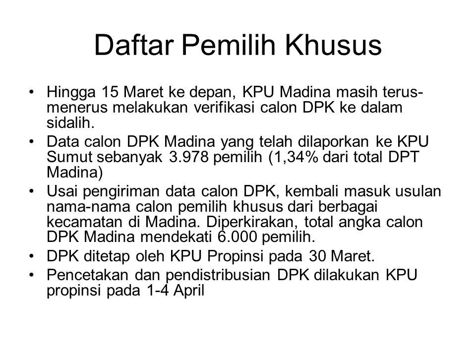 DPTb Pemilih yang terdaftar dalam DPTb adalah pemilih yang karena KEADAAN TERTENTU tidak dapat memberikan suara di TPS asal tempat pemilih terdaftar dalam DPT dan memberikan suara di TPS lain.
