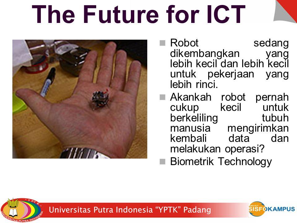 The Future for ICT TV layar datar yang tersedia sekarang dengan harga.