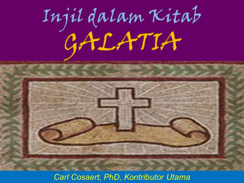 Apakah perbedaan Salam Pembukaan surat Galatia dan surat- surat Paulus lainnya.